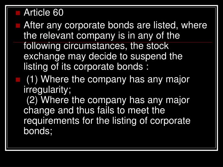 Article 60