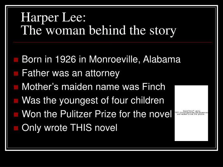 Harper Lee: