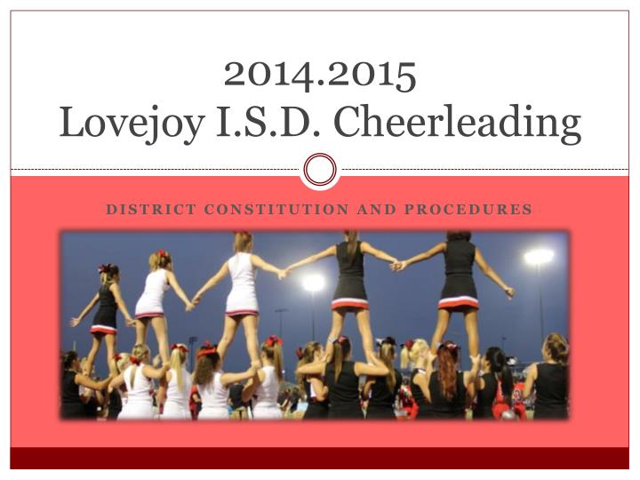 2014 2015 lovejoy i s d cheerleading