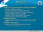 release 7 23
