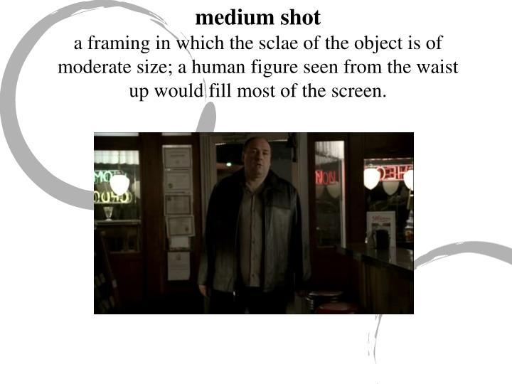 medium shot