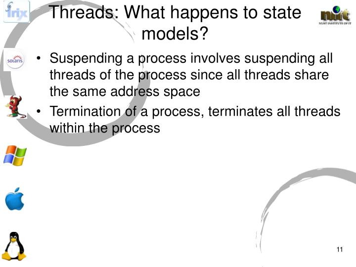 Threads: What happens to state models?