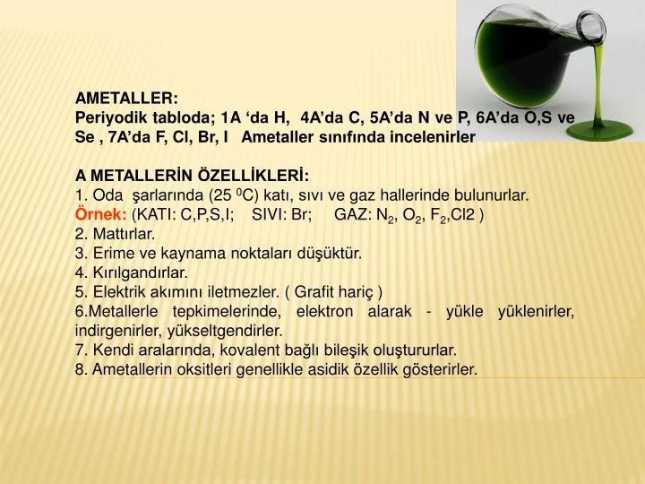 AMETALLER: