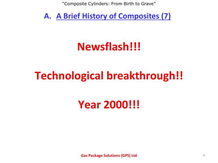 A Brief History of Composites (7)