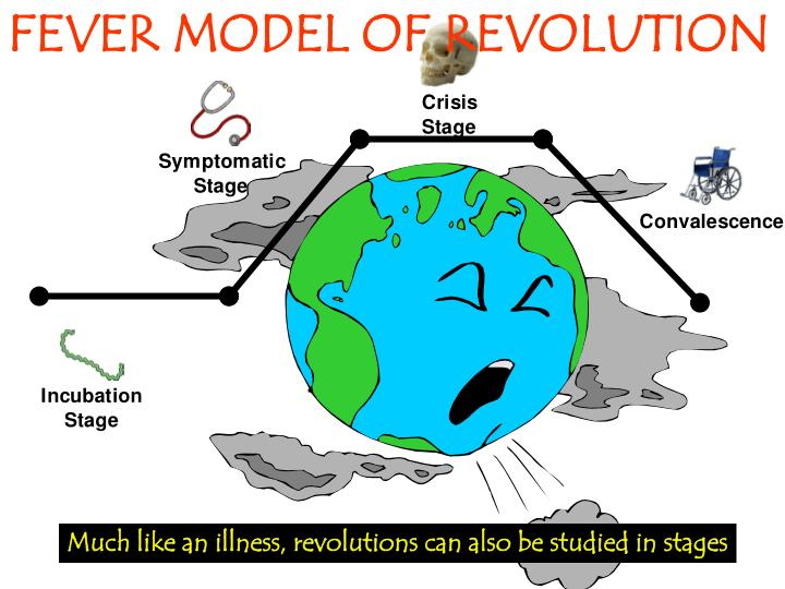 FEVER MODEL OF REVOLUTION