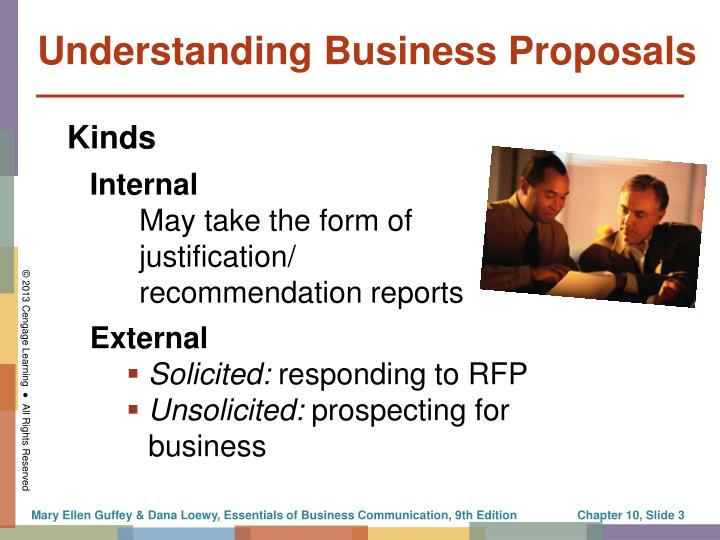 Understanding Business Proposals