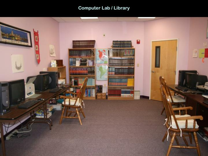 Computer Lab / Library