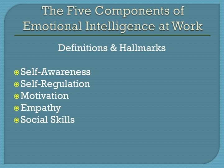 Images of Emotional Intelligence At Work - industrious info
