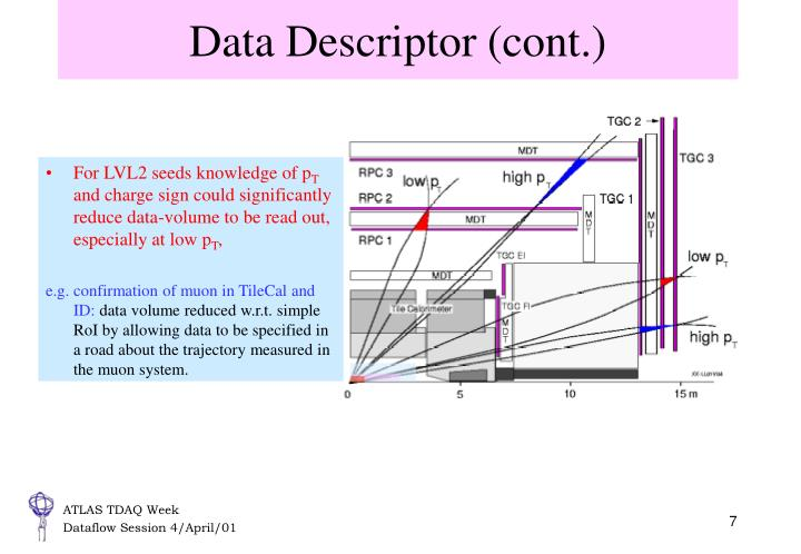 Data Descriptor (cont.)