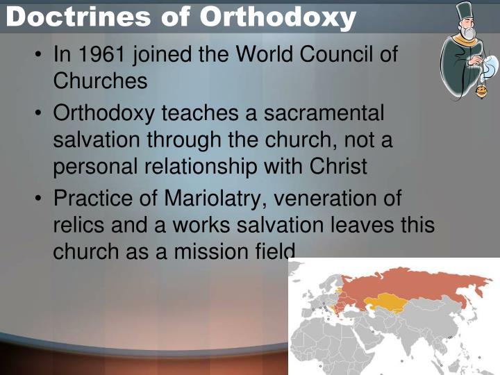 Doctrines of Orthodoxy