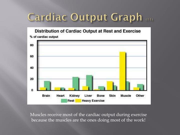 Cardiac Output Graph