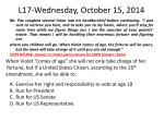 l17 wednesday october 15 2014