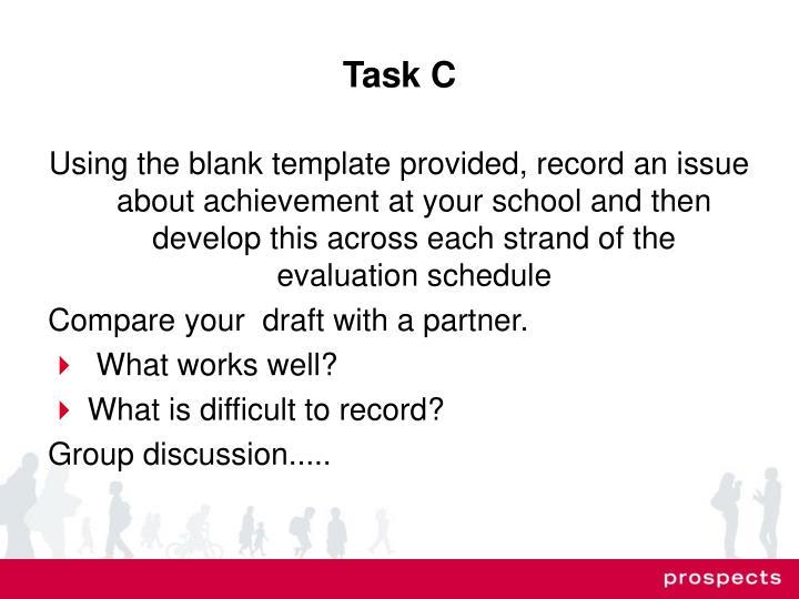 Task C
