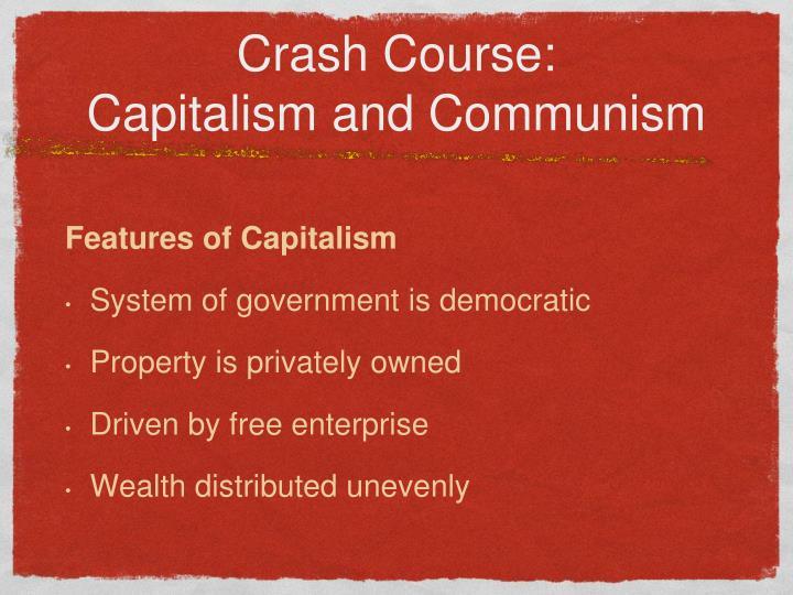 Crash Course: