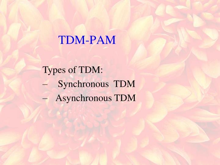 TDM-PAM