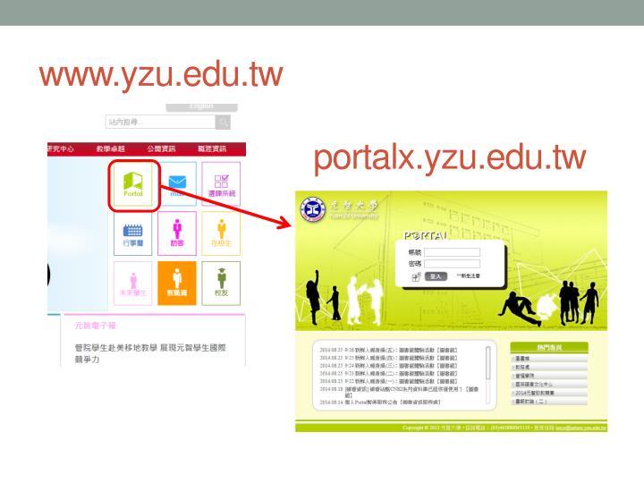 www.yzu.edu.tw