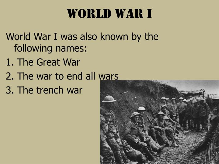 a discussion on the causes of world war i Wwi and its underlying causes world war i was one of the bloodiest wars that the world has ever seen wwi was a war fought in europe between germany, russia, france, great britain, the us and many others.