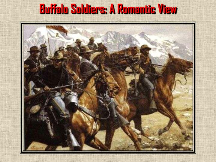 Buffalo Soldiers: A