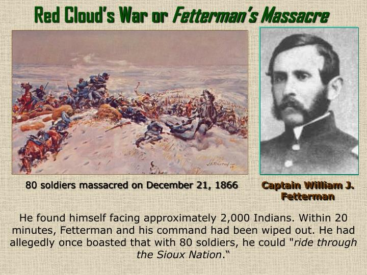 Red Cloud's War or