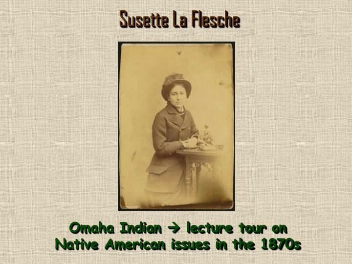 Susette La Flesche