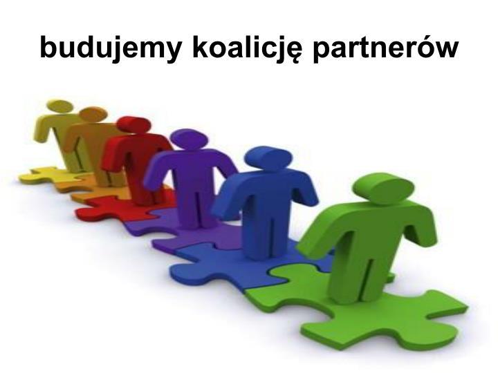 budujemy koalicję partnerów