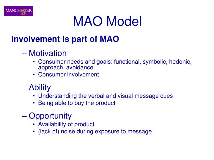 MAO Model