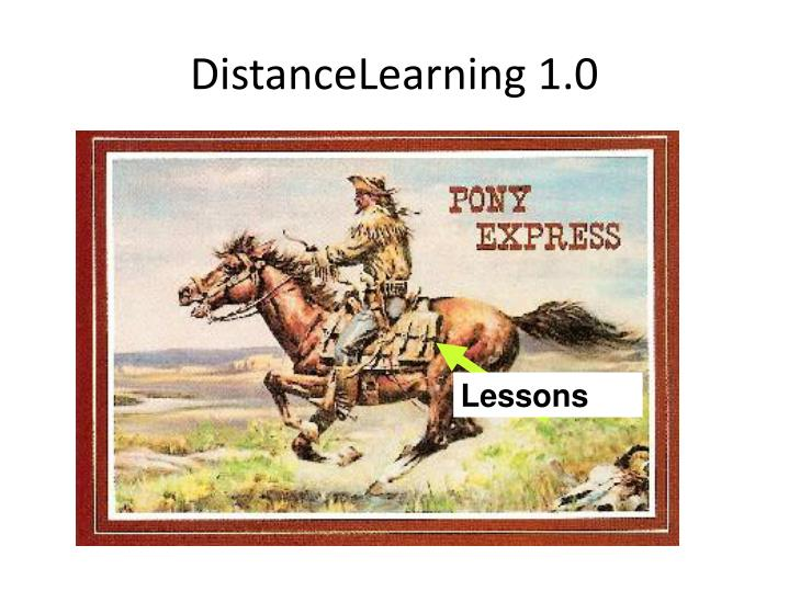 DistanceLearning 1.0