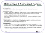 references associated papers