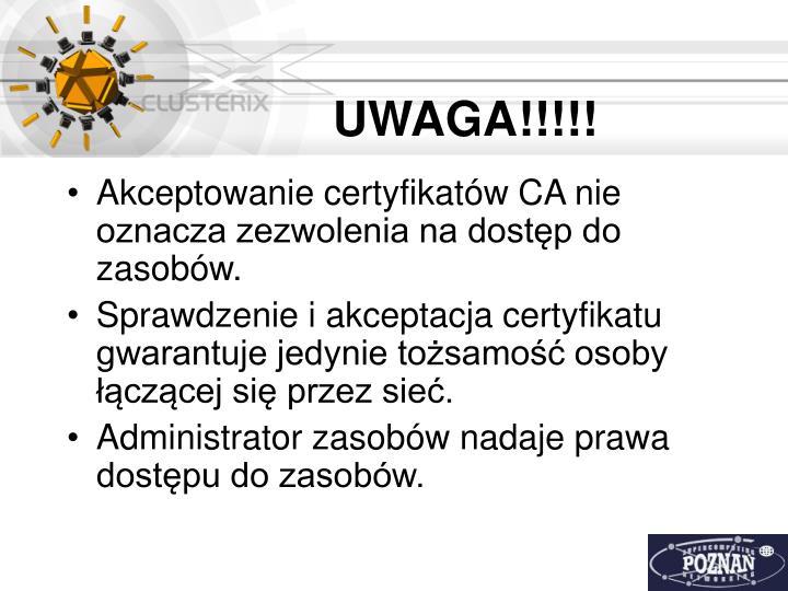 UWAGA!!!!!