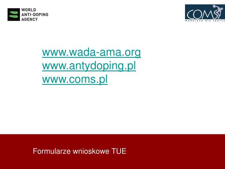 www.wada-ama.org
