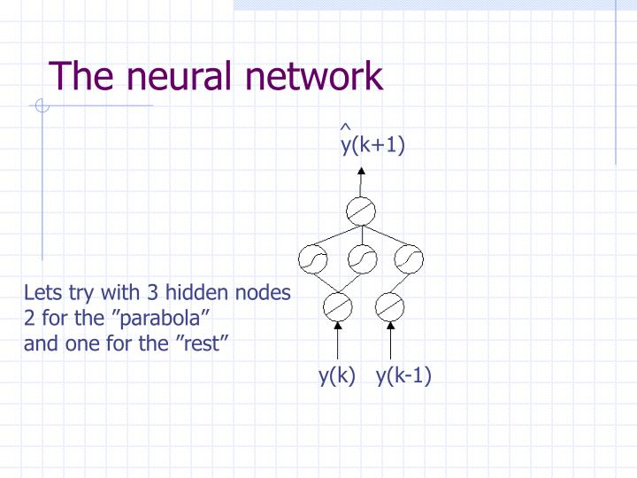 The neural network