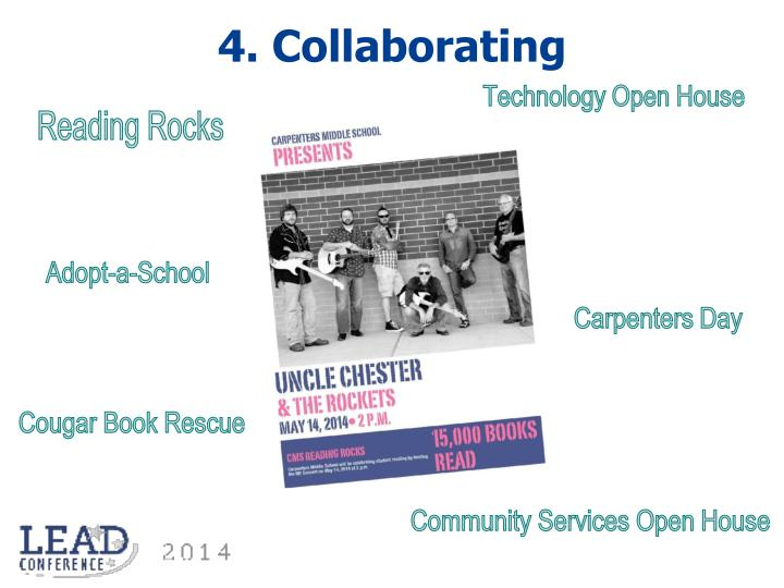 4. Collaborating