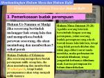 membandingkan hukum musa dan hukum kafir2