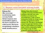 membandingkan hukum musa dan hukum kafir5