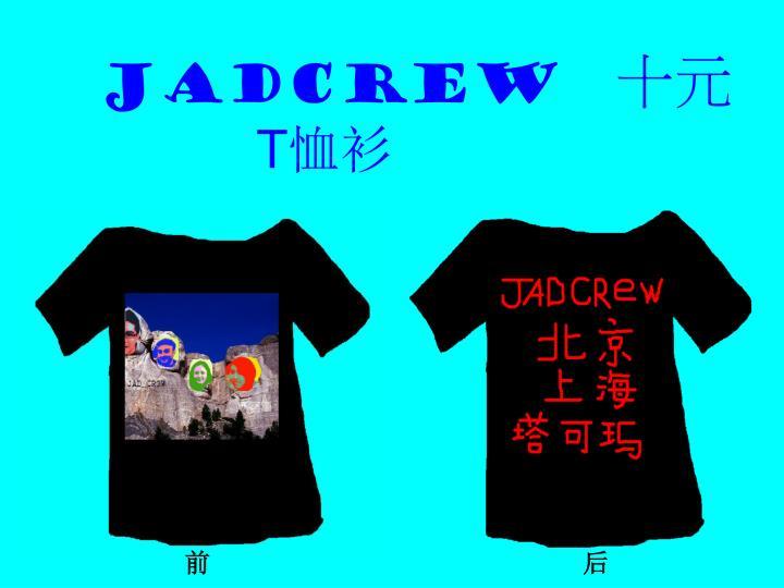 JADCrew