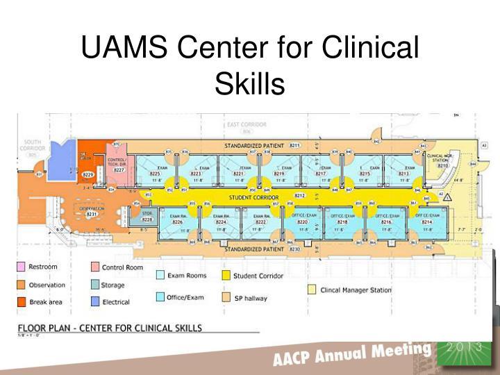 UAMS Center for Clinical Skills