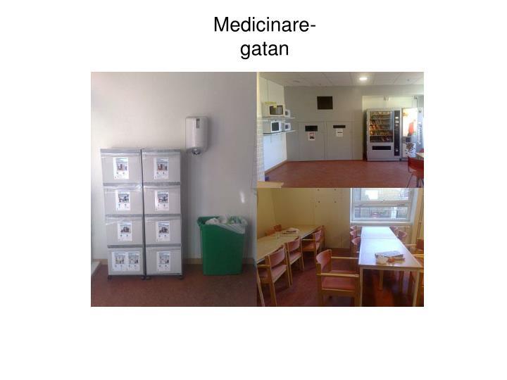 Medicinare-gatan