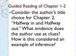guided reading of chapter 1 2