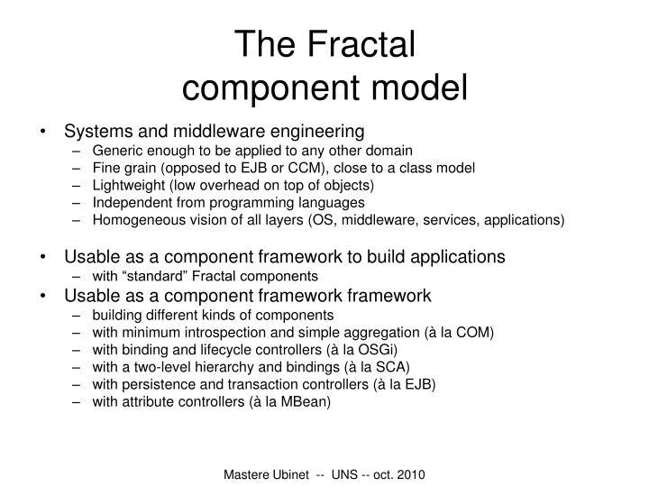 The Fractal