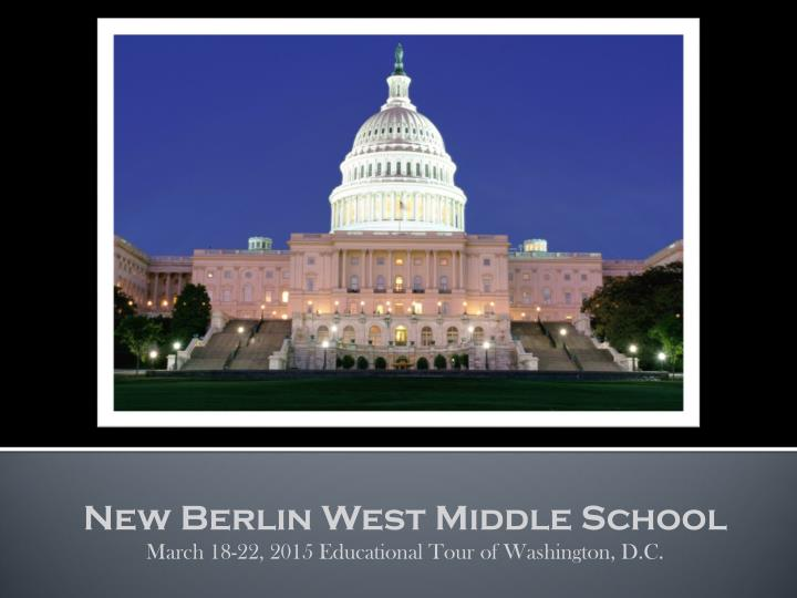 New Berlin West Middle School