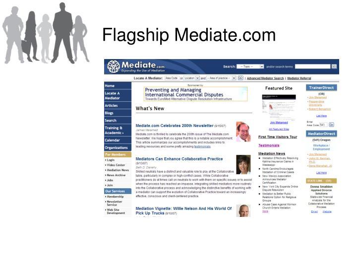 Flagship Mediate.com