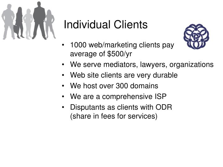 Individual Clients