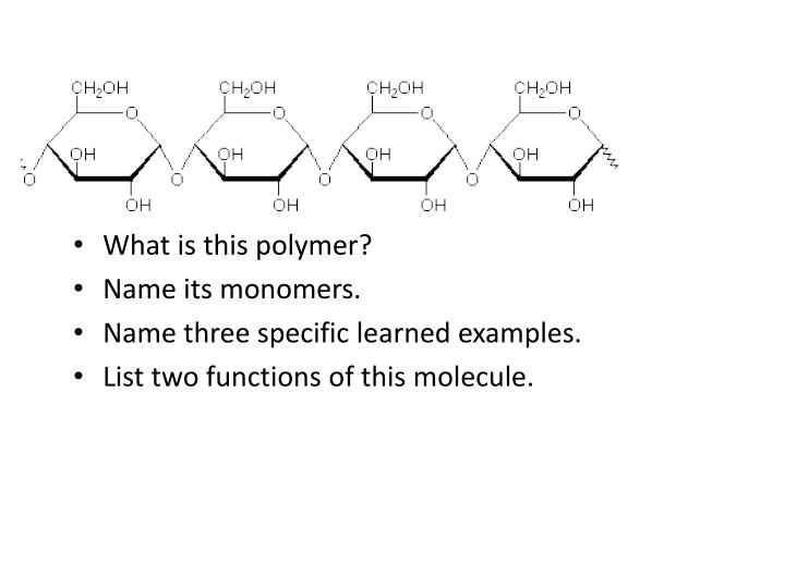 What is this polymer?