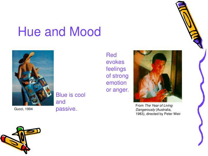 Hue and Mood