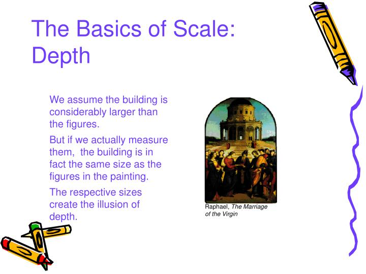 The Basics of Scale: Depth