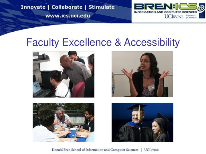 Faculty Excellence &