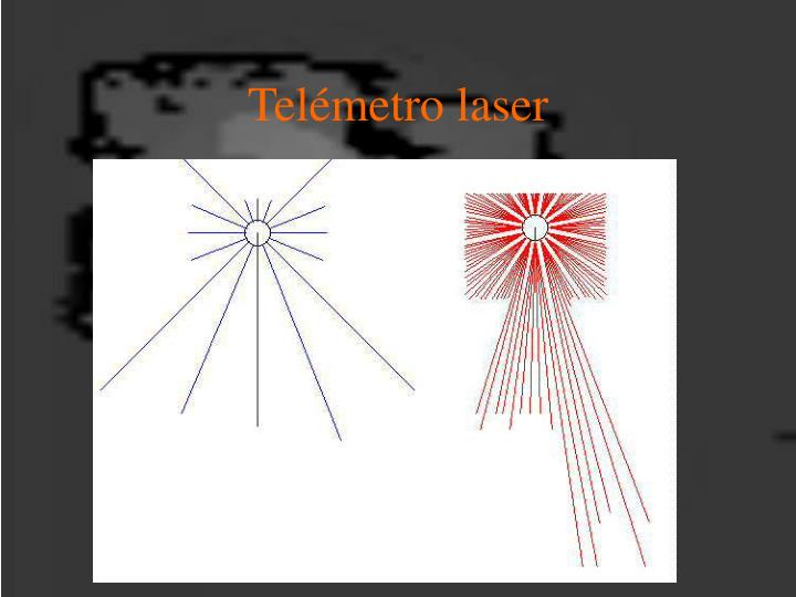 Telémetro laser