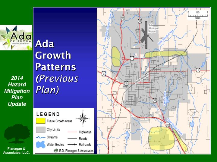 Ada Growth Patterns