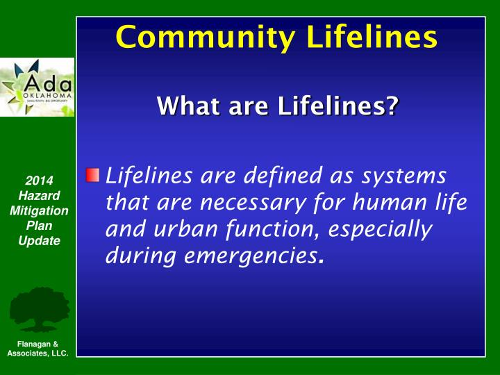 What are Lifelines?
