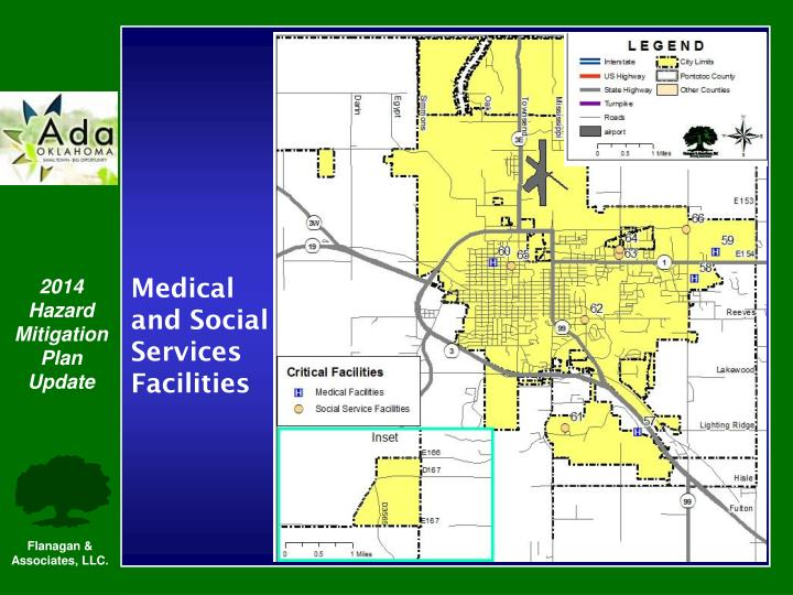 Medical and Social Services Facilities